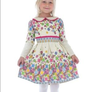 Mikko Kids 4 Retro 70's Harajuku Style Dress